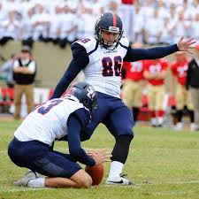 Samford kicker Anthony Pistelli has a strong leg, and could be a good kicker in the NFL