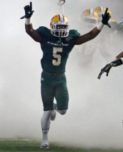 Southeastern Louisiana defensive back Jordan Batiste has NFL size and speed