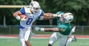 Morehead State speedster Justin Cornwall is making NFL scouts realize his talents