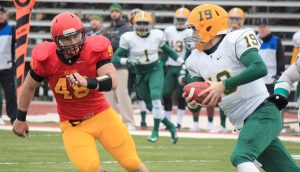 Ferris State DL Justin Zimmer is a physical specimen that has NFL teams talking