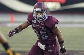 Montana has a feisty linebacker in Kendrick Van Ackeren, I like his motor