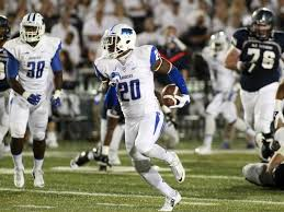 Kevin Byard is a top rated safety at Middle Tennessee State and his struggles in early life made his strong today