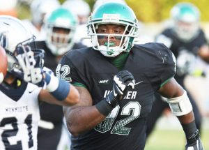 Wagner College has a stud in Mike Mentor, and right now he is dominating the FCS