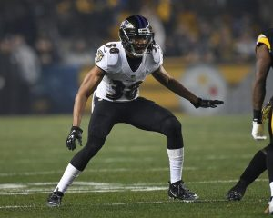 Patriots have claimed former Ravens cornerback Rashaan Melvin from the waiver wire