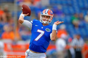 Gators quarterback Will Grier has been suspended the entire season