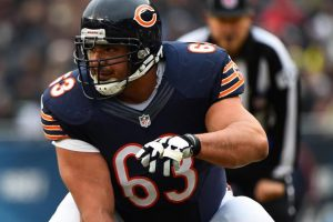 Bears place C Will Montgomery on season ending I/R