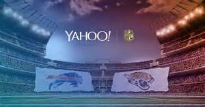 Yahoo! struck it big with the NFL yesterday, as 33.6 million people viewed their stream of the Bills v. Jaguars