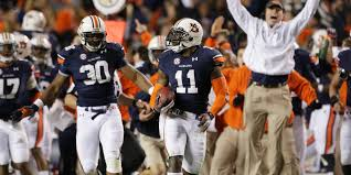 Former Auburn hero Chris Davis has been signed by the 49ers
