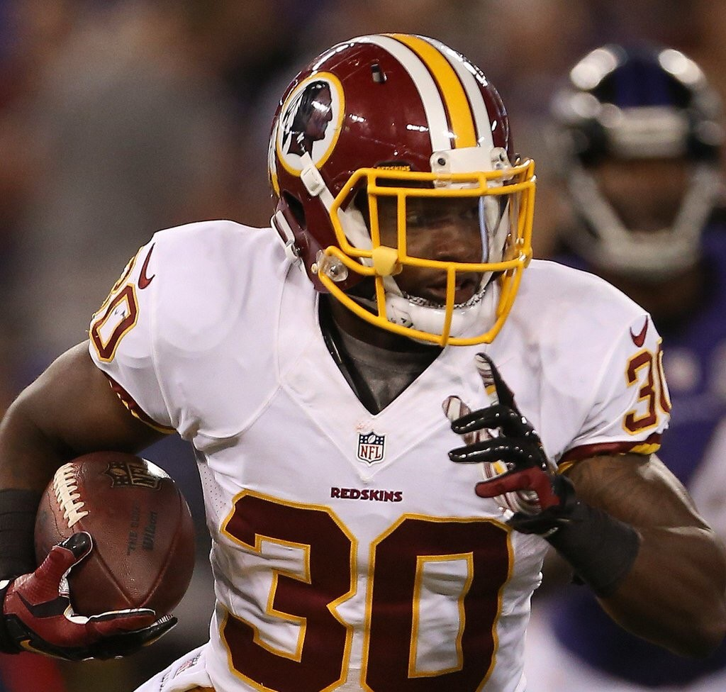 Cowboys steal running back Trey Williams off the Redskins PS
