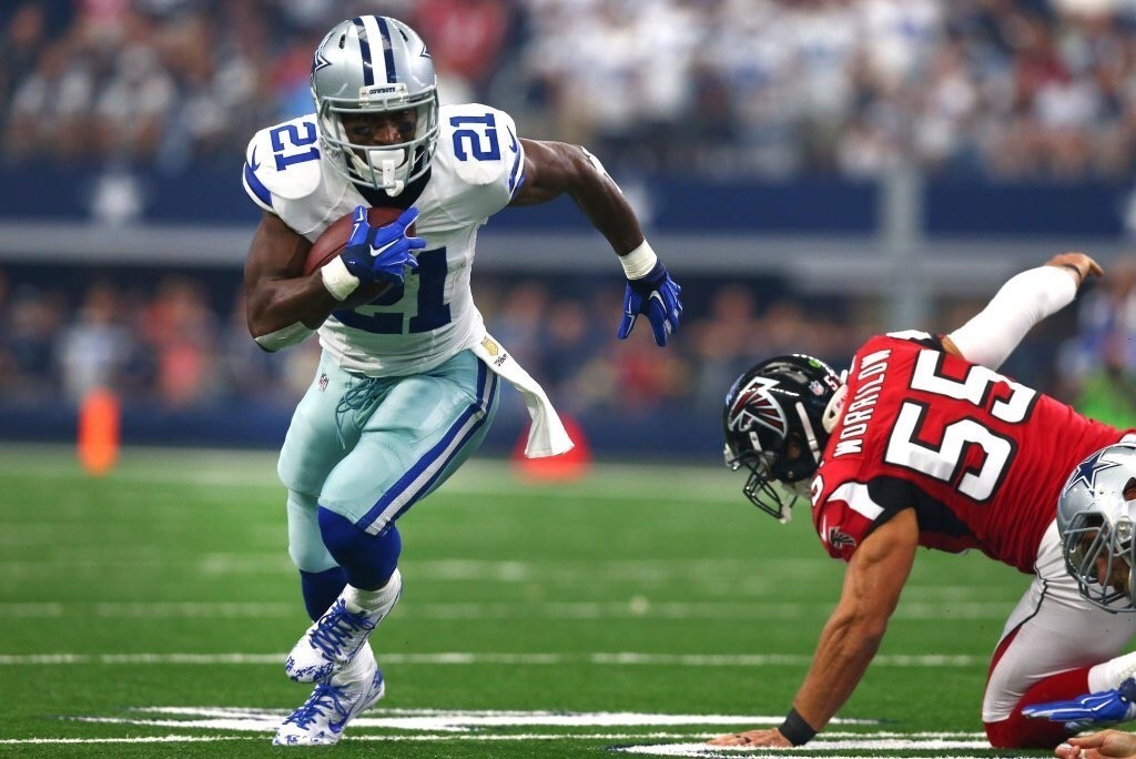 Ex Cowboys back goes unclaimed on waivers
