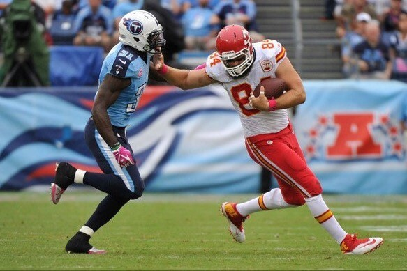 Chargers have signed TE Sean McGrath