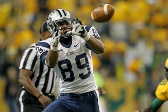Seahawks make several moves today. They signed former UNH tight end Harold Spears