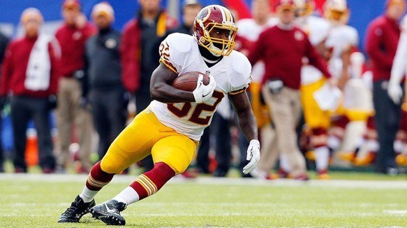 Redskins RB Silas Redd has been suspended for four games