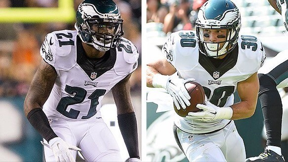 Eagles make a move at the safety position