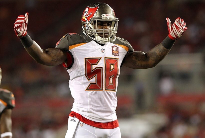 Buccaneers LB Kwon Alexander will be suspended for violating PED policy