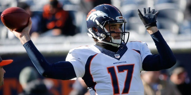 Broncos might not be sold on Osweiler after all