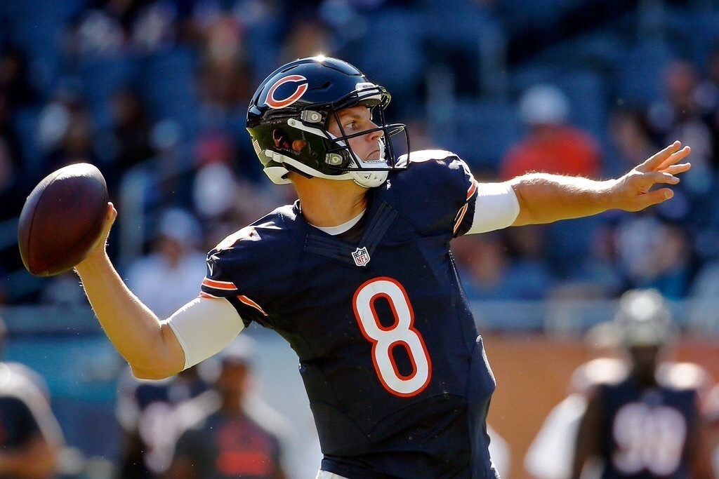 Ravens claim Jimmy Clausen from the waivers