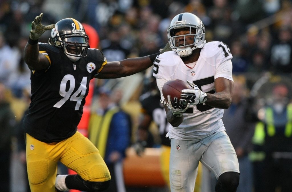 Steelers Lawrence Timmons has become Mr. Reliable for the defense this year