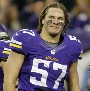 Vikings placed LB Audie Cole on I/R, and signed veteran linebacker Jason Trusnik