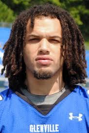 Glenville College cornerback Brandon Absher has NFL size