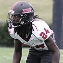 North Greenville CB Jeremy Massey is a big corner with good skills