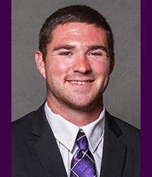Nate Even from Loras College was a playmaker for the team. He has great hands
