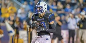 Morehead State wide receiver Tanner Napier has big boy body and makes big boy plays