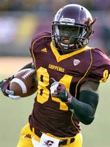 Former Central Michigan wide out Titus Davis has signed with the Jets
