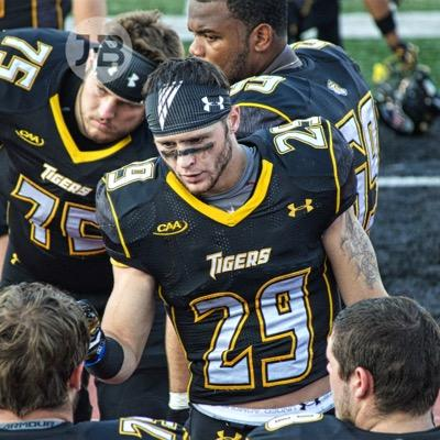 Towson University wide receiver Brian Dowling is a very good prospect