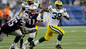 John Crockett will be active for his first ever game as a Packer