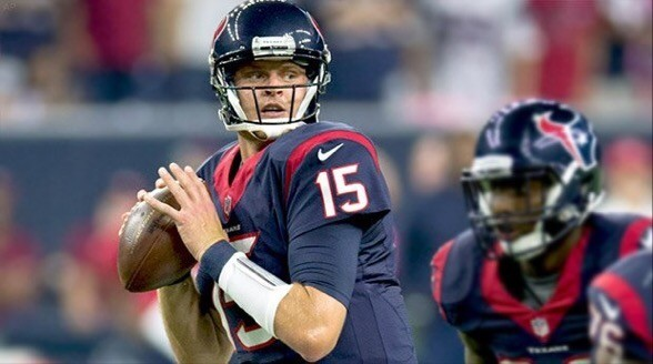 Ravens worked out Ryan Mallett