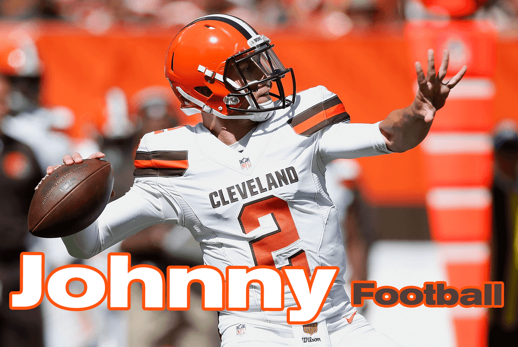 Browns to start Johnny Football