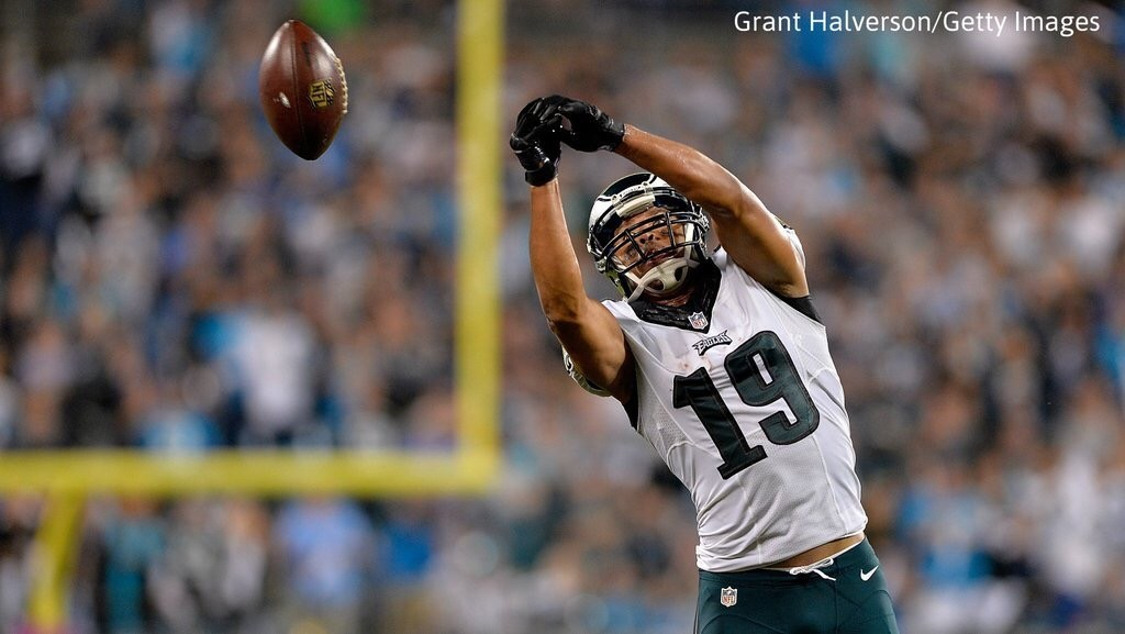 Eagles have released Miles Austin