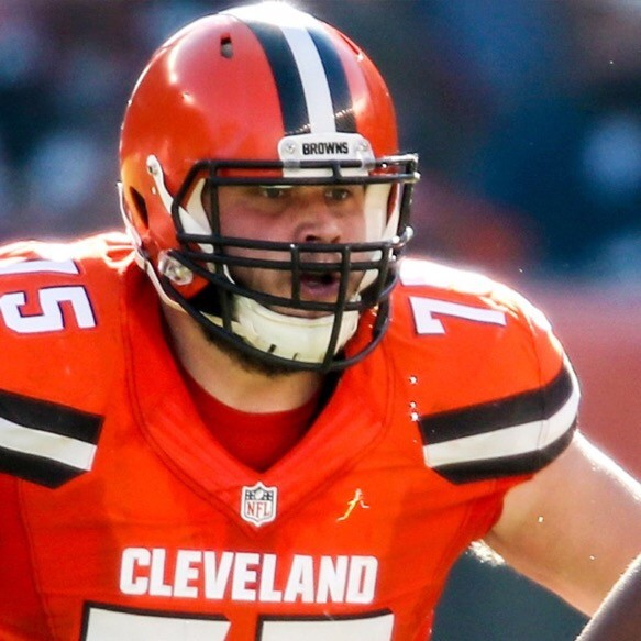 Browns place Joel Bitonio on I/R
