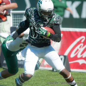 Portland State wide out Thomas Carter III is a big reason the team is still in the playoffs