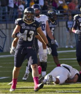Former Montana State linebacker Alex Singleton has been signed by the Vikings