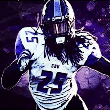Safety Antion McBee grew into a local hero at Southwest Baptist. The kid is a beast