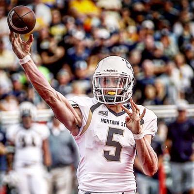 Montana State quarterback Dakota Prukop will have a new home soon