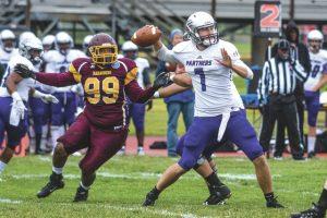 Kentucky Wesleyan College quarterback Dalton Oliver is a big armed QB with swag
