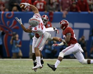 Former Ohio State University wide out Evan Spencer has been signed by the Bucccaneers