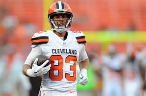 Browns lose wide out Brian Hartline for the season