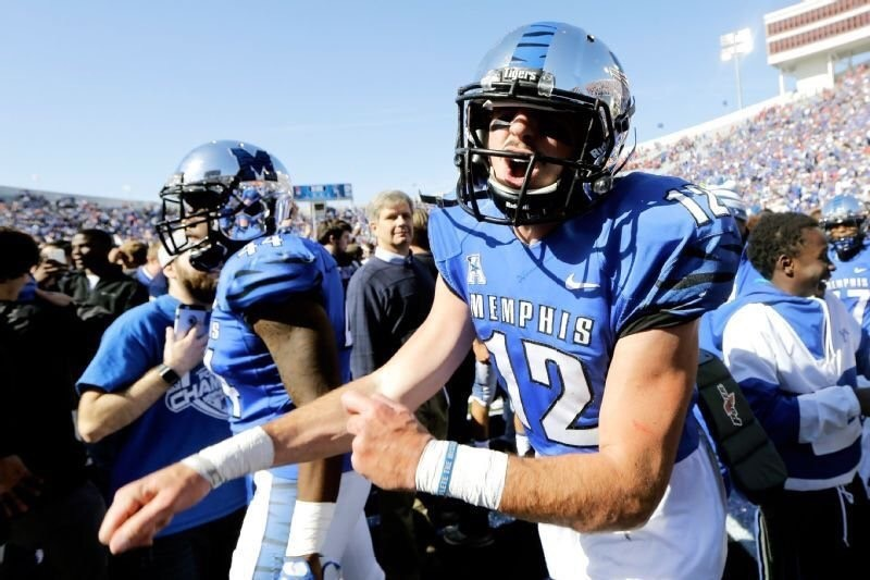 Memphis QB Paxton Lynch is declaring for the 2016 NFL Draft