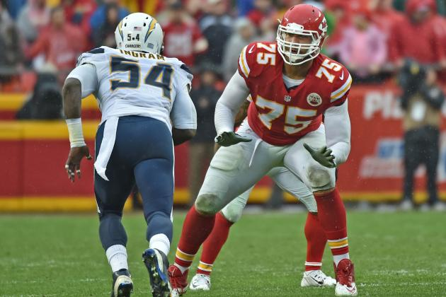 Jah Reid the former Haines City High School offensive tackle received a pay raise today from the Chiefs