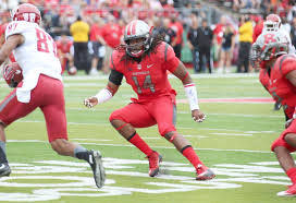 Kaiwan Lewis transferred from South Carolina to Rutgers and finished off an amazing collegiate career with Rutgers
