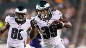 Eagles have signed former Villanova running back Kevin Monangai to their practice squad