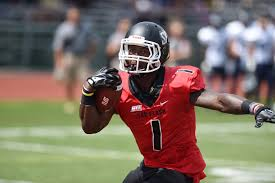Khairi Dickson is a special running back that tore up the NEC. He should have a good shot at making it to the NFL