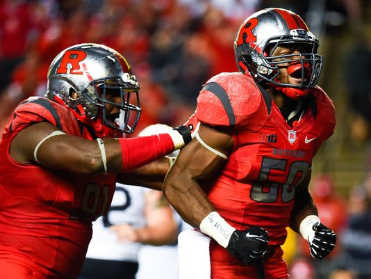 Quentin Gause is a hard hitting linebacker that will be a force in the NFL