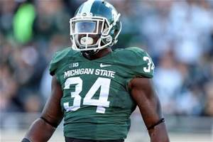 Jets have signed former Michigan State linebacker Taiwan Jones