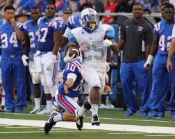 Southern University kick returner Willie Quinn reminds me of Darren Sproles