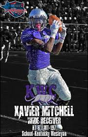 Xavier Mitchell is a good player with great hands